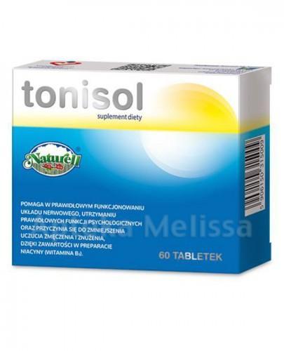 TONISOL - 60 tabl - Apteka internetowa Melissa