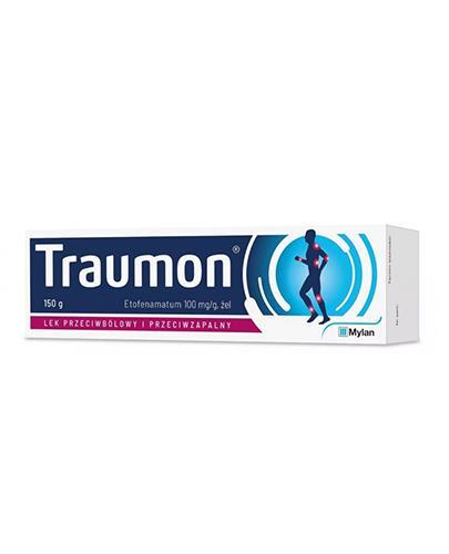Traumon - 150 g - cena, opinie, właściwości