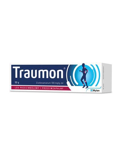 TRAUMON Żel - 50 g - Apteka internetowa Melissa