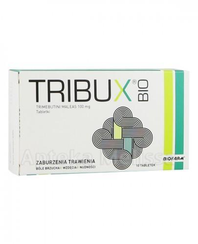 TRIBUX BIO - 10 tabl. - Apteka internetowa Melissa