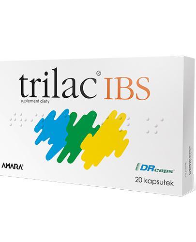 TRILAC IBS - 20 kaps.  - Apteka internetowa Melissa
