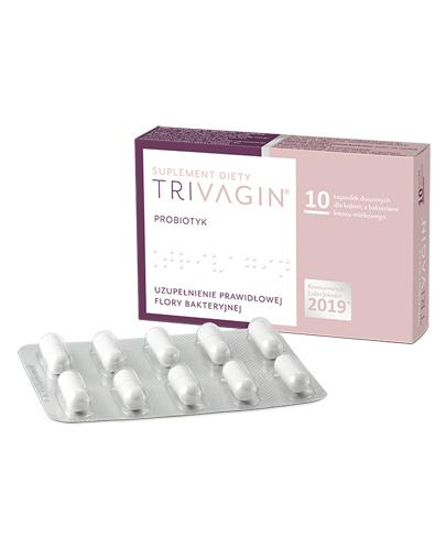 TRIVAGIN - 10 kaps.