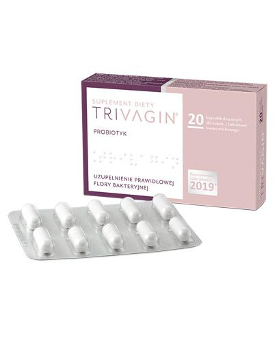 TRIVAGIN - 20 kaps. - Drogeria Melissa