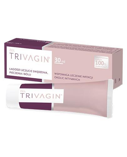 TRIVAGIN Żel - 30 ml - Drogeria Melissa