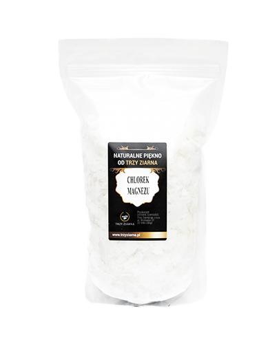Chlorek magnezu TRZY ZIARNA - 500 g