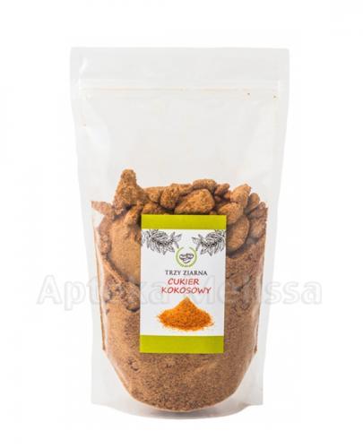 Cukier kokosowy TRZY ZIARNA - 250 g - Apteka internetowa Melissa