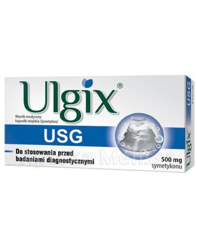 ULGIX USG 500 mg - 2 kaps.