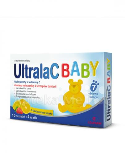 ULTRALAC BABY - 14 sasz. - Apteka internetowa Melissa