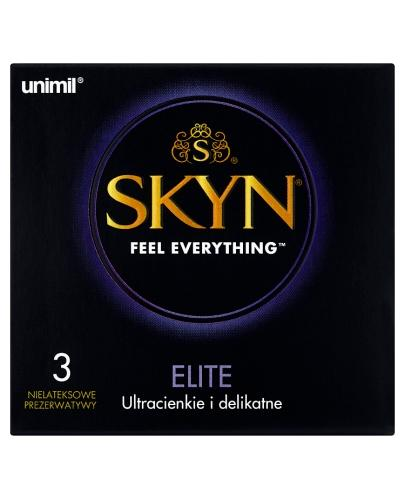 UNIMIL SKYN ELITE ultracienkie - 3 szt. - Apteka internetowa Melissa