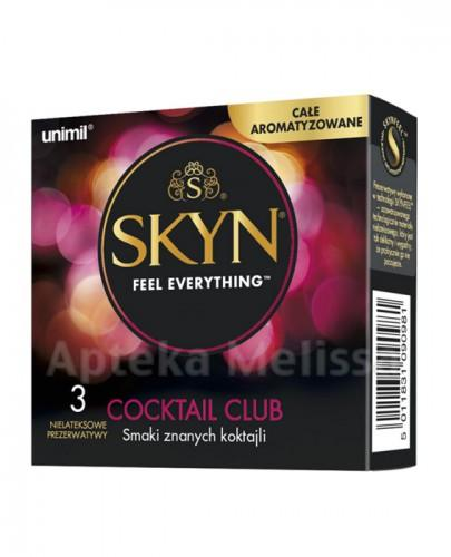 UNIMIL SKYN COCKTAIL CLUB - 3 szt. - Apteka internetowa Melissa