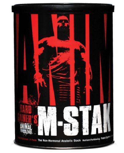 UNIVERSAL Animal M-Stak - 21 sasz. - cena, opinie, składniki - Apteka internetowa Melissa