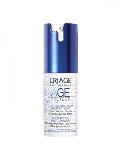 URIAGE AGE PROTECT Krem multiaction do skóry wokół oczu - 15 ml