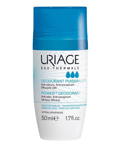 URIAGE Antyperspirant roll-on - 50 ml - Apteka internetowa Melissa