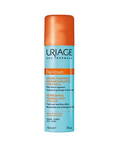 URIAGE BARIESUN Spray po opalaniu - 150 ml - cena, właściwości, skład - Drogeria Melissa