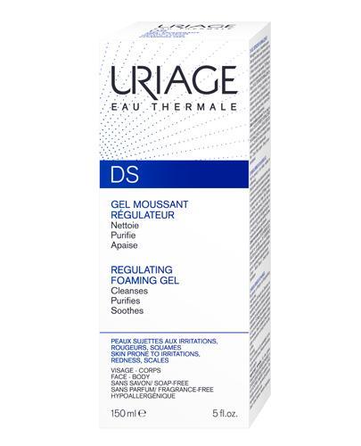 URIAGE D.S. Żel myjący  do skóry łojotokowej - 150 ml - Drogeria Melissa