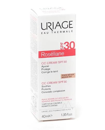URIAGE ROSELIANE CC Krem SPF30 - 40 ml