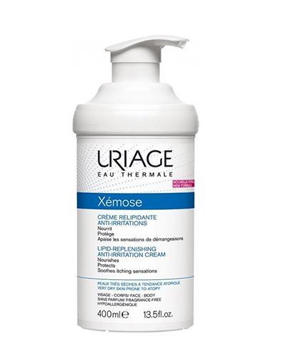 URIAGE XEMOSE Krem dla skóry bardzo suchej - 400 ml  - Drogeria Melissa