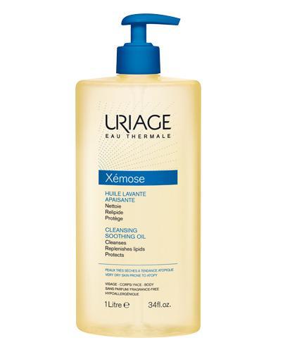 URIAGE XEMOSE Olejek do kąpieli i pod prysznic - 1000 ml