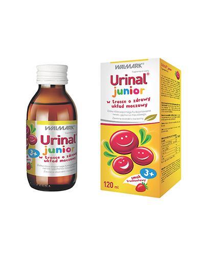 URINAL JUNIOR Syrop (WALMARK) - 120 ml