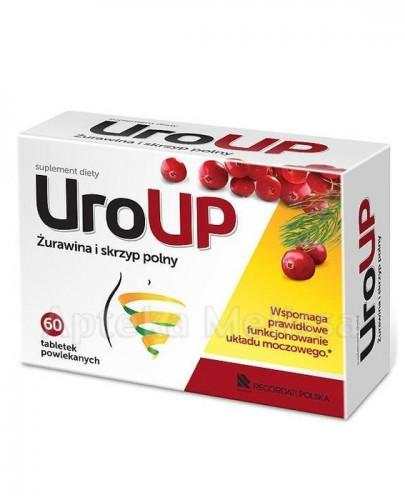 URO UP - 60 tabl. - Apteka internetowa Melissa