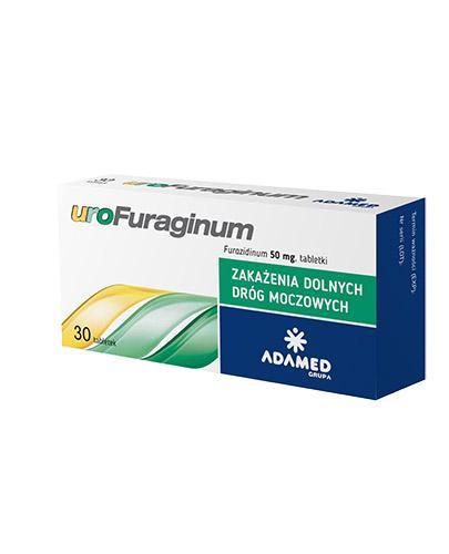 Tabletki Urofuraginum – Apteka internetowa Melissa