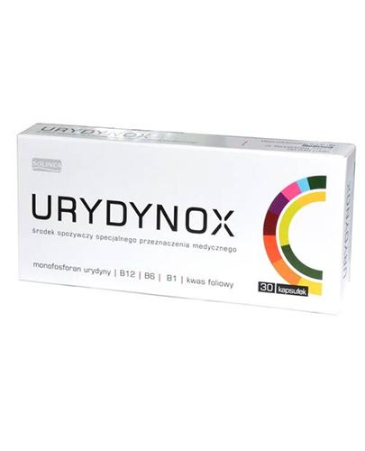 URYDYNOX - 30 kaps. - opinie, stosowanie, ulotka - Apteka internetowa Melissa