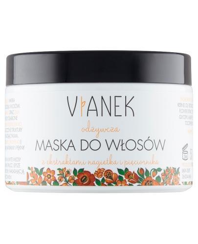 VIANEK Odżywcza maska do włosów - 150 ml