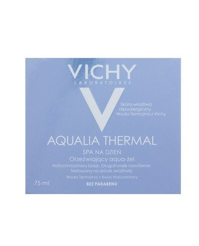 VICHY AQUALIA THERMAL SPA Orzeźwiający aqua-żel na dzień - 75 ml - Apteka internetowa Melissa