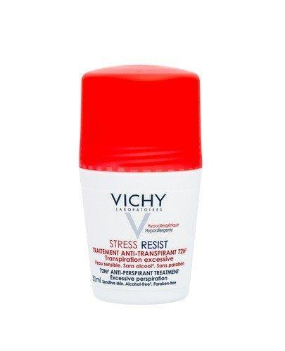 VICHY DEO Dezodorant antyperspirant w kulce 72H STRESS RESIST - 50 ml - Drogeria Melissa