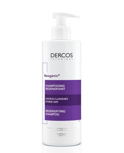 VICHY DERCOS NEOGENIC Szampon - 400 ml