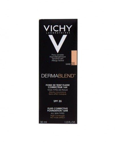 VICHY DERMABLEND Fluid korygujący 35 sand - 30 ml - cena, opinie, właściwości