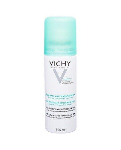 VICHY DEO Dezodorant antyperspirant w aerozolu 48h - 125 ml - Apteka internetowa Melissa