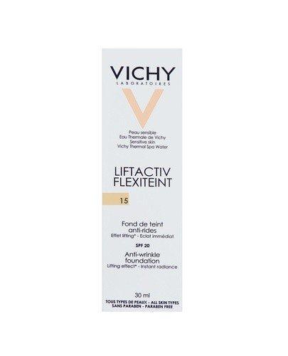 VICHY LIFTACTIV FLEXITEINT Podkład wygładzający zmarszczki 15 opal - 30 ml - Apteka internetowa Melissa