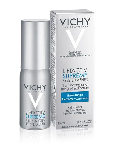 VICHY LIFTACTIV SERUM 10 Oczy i Rzęsy - 15 ml  – Apteka internetowa Melissa