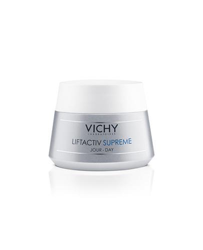 VICHY LIFTACTIV SUPREME Pielęgnacja przeciwzmarszczkowa ujędrniająca skóra sucha - 50 ml - cena, opinie, właściwości