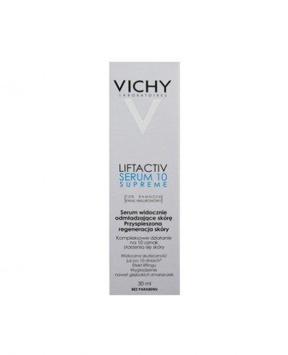 VICHY LIFTACTIV SUPREME Serum 10 - 30 ml  - Apteka internetowa Melissa