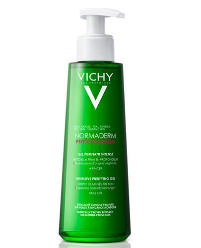 VICHY NORMADERM PHYTOSOLUTION Żel głęboko oczyszczający - 200 ml - cena, opinie, właściwości