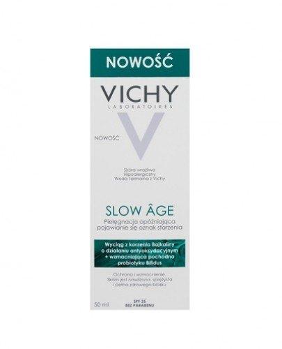 VICHY SLOW AGE Pielęgnacja przeciwzmarszczkowa - 50 ml  - Apteka internetowa Melissa