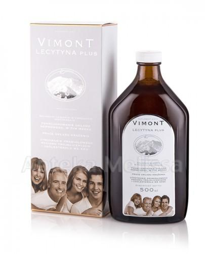 VIMONT Lecytyna Plus 500ml S-LAB D