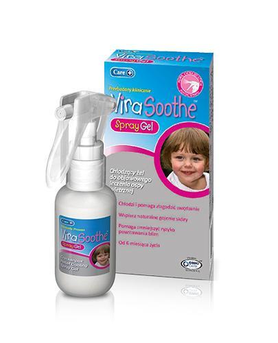 VIRASOOTHE Spray gel  - 60 ml