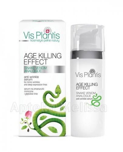 VIS PLANTIS AGE KILLING EFFECT Serum na zmarszczki mimiczne i głębokie linie  - 30 ml - Apteka internetowa Melissa