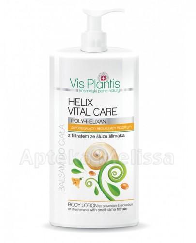 VIS PLANTIS HELIX VITAL CARE  Balsam zapobiegający i redukujący rozstępy z filtratem ze śluzu ślimaka - 500 ml  - Apteka internetowa Melissa