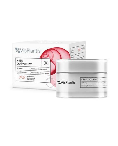 VIS PLANTIS RETI VITAL CARE Krem przeciwzmarszczkowy, odżywczy na dzień z retinolem i adenozyną - 50 ml - Apteka internetowa Melissa