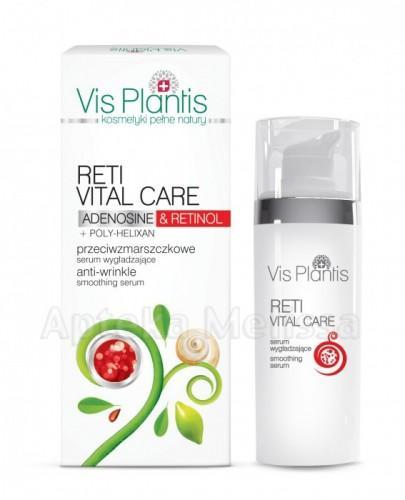 VIS PLANTIS RETI VITAL CARE Przeciwzmarszczkowe serum wygładzające z retinolem - 30 ml - Apteka internetowa Melissa