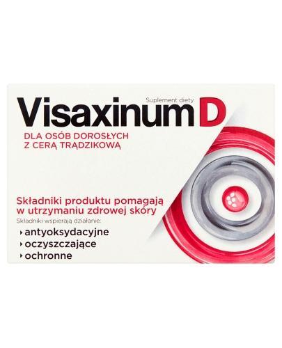 VISAXINUM D - 30 tabl. - Apteka internetowa Melissa