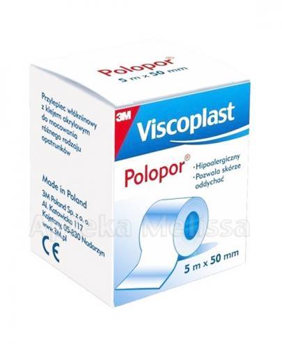 VISCOPLAST POLOPOR 5m x 50mm - 1 szt. - Drogeria Melissa