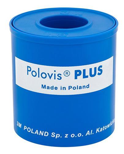 VISCOPLAST POLOVIS PLUS Przylepiec uniwersalny 5 m x 50 mm - 1 szt. - Apteka internetowa Melissa