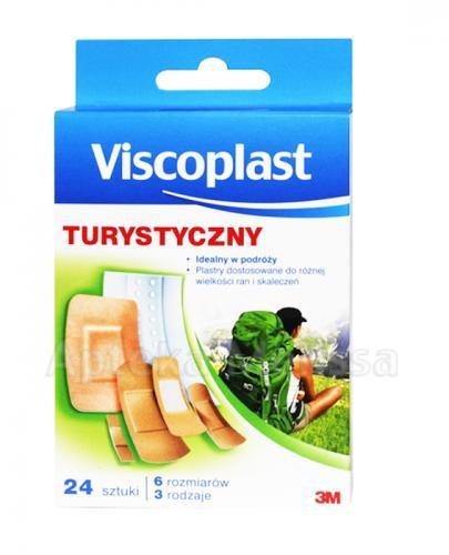VISCOPLAST Zestaw turystyczny - 24 szt. - Apteka internetowa Melissa