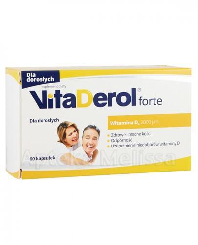VitaDerol Forte d/doros.*60kaps.