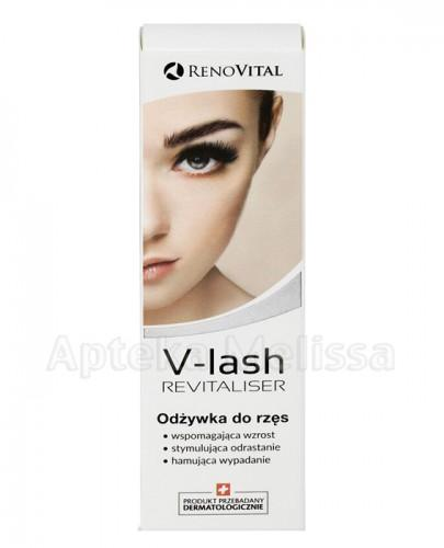 RENOVITAL V-LASH REVITALISER Odżywka do rzęs - 3 ml
